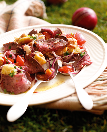 Alfresco Roast Beef Salad