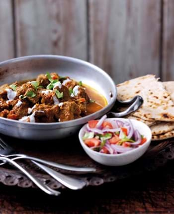 Authentic Madras Beef Curry
