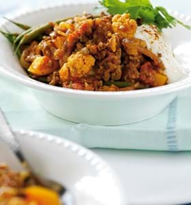 Mainstay Mince - Speedy Beef Curry