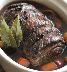 Beef in Brown Ale