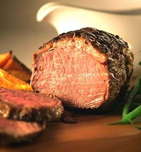 Beef Mini Roast with Mustard
