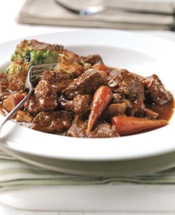 Beef, Ale and Turnip Stew - Slow Cooker Version