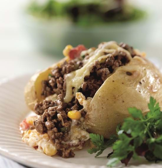 Beefy Potato Jackets