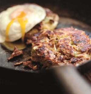 Bubble and Squeak Lamb Brunch