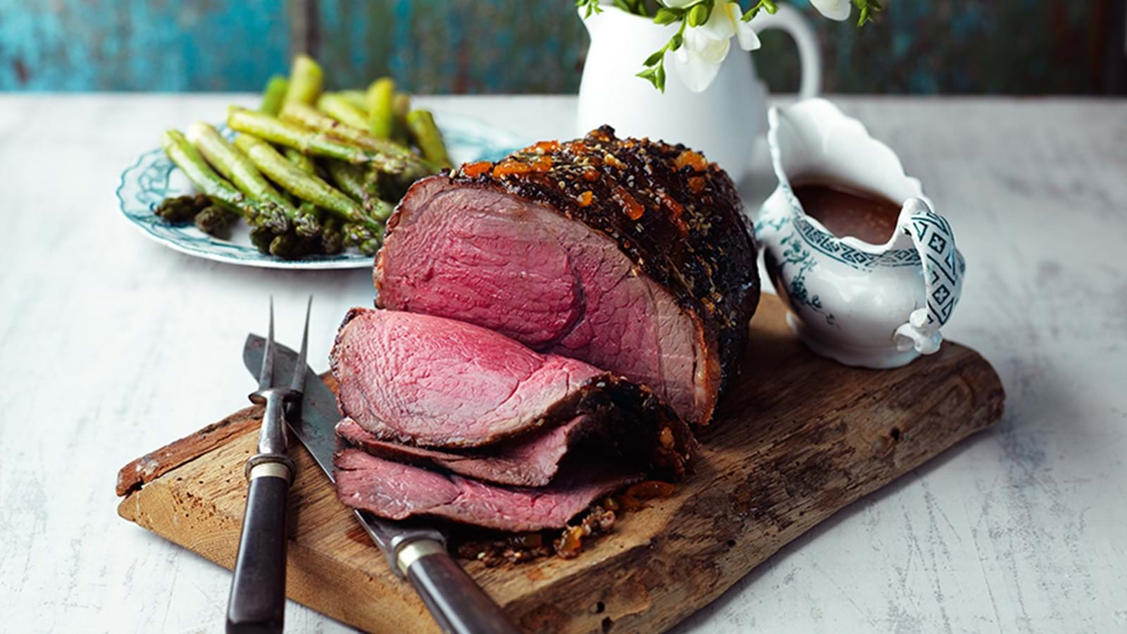 how to cook slow roast silverside