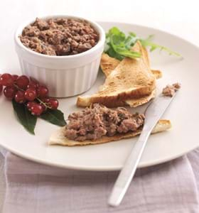 Coarse liver pate recipe simply beef lamb coarse liver pate forumfinder Images