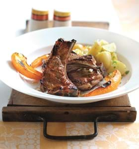 Devilled Lamb Cutlets