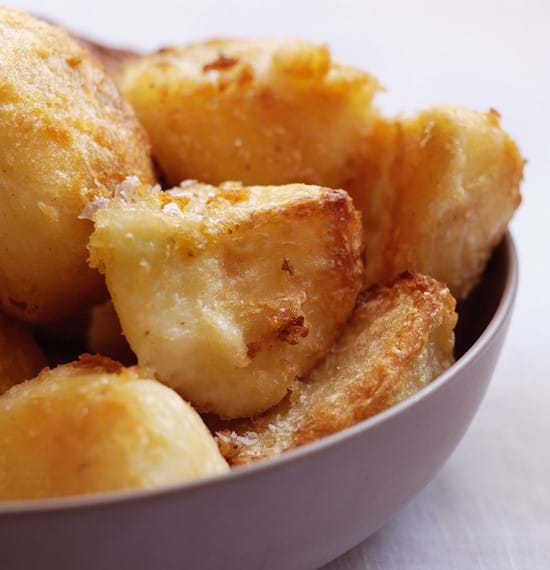 Golden Roast Potatoes