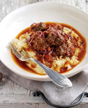 Hearty European Beef Stew