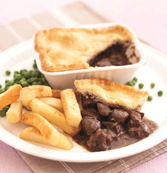 Individual Steak and Kidney Pies | Recipe | Simply Beef & Lamb
