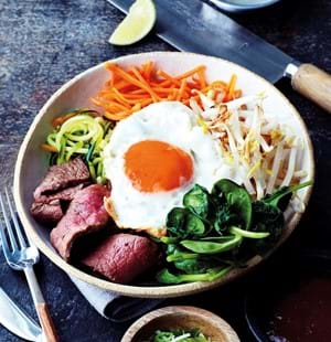 Korean Beef Bibimbap
