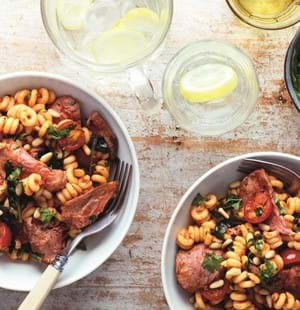 Lamb Mini Roast with Red Pesto