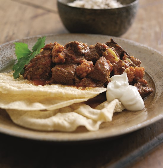 Lamb Rogan Josh (Easy)