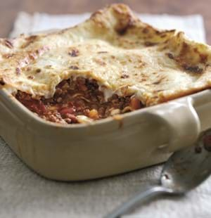 Lasagne an Italian favourite family recipe