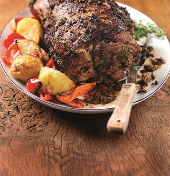 how to cook beef leg