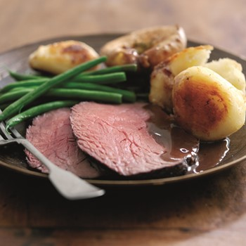 What would Sunday be without a roast?