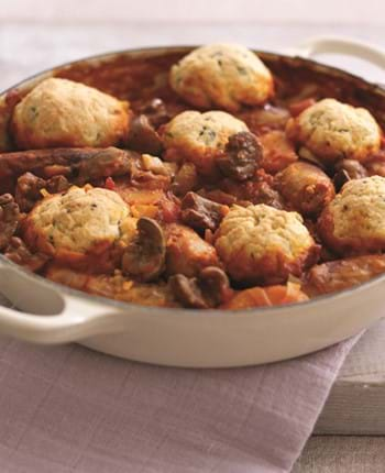 Sausage and Kidney Casserole