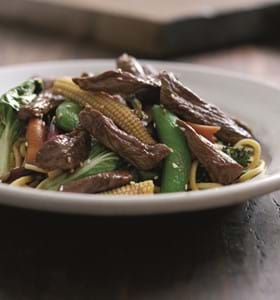Teriyaki Lamb Stir Fry (Easy)