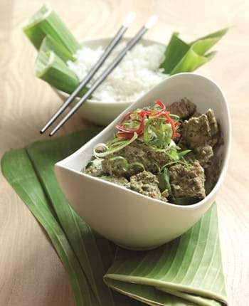 Thai Lamb Curry - Slow Cooker Version