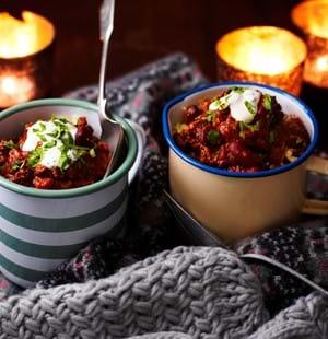 Slow Cooker Chilli