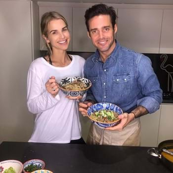 Get cooking with Spencer… & Vogue too!