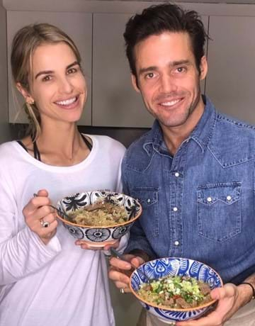 Cooking with Spencer Matthews