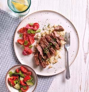 Lamb Steak Recipes