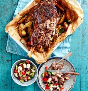 Greek Lamb Kleftiko
